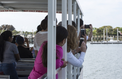 red-boat-tours-sightseeing-dolphins-tours-water-cruises-family-st.augustine-florida-people-taking-photo